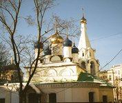 Храм прп. Феодора Студита