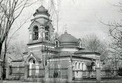 Храм иконы Божией Матери Знамение в Аксиньино на Речном вокзале