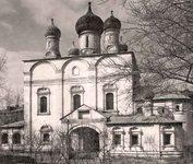 Владимирский собор б. Сретенского монастыря