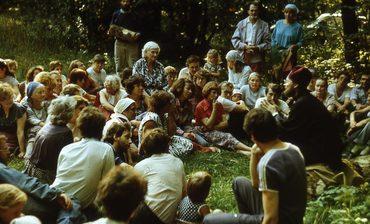 I Преображенский собор братства. 19 августа 1990 г.