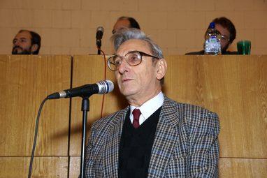 Анатолий Красиков, главный научный сотрудник Института Европы РАН. Актовый день СФИ, 2007 год
