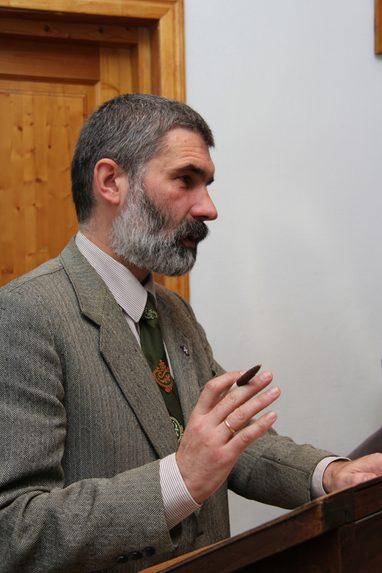 Константин Обозный, к.и.н., заведующий кафедрой церковно-исторических дисциплин СФИ