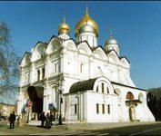 Архангельский собор Московского кремля. Источник фото: www.archmuseum.ru