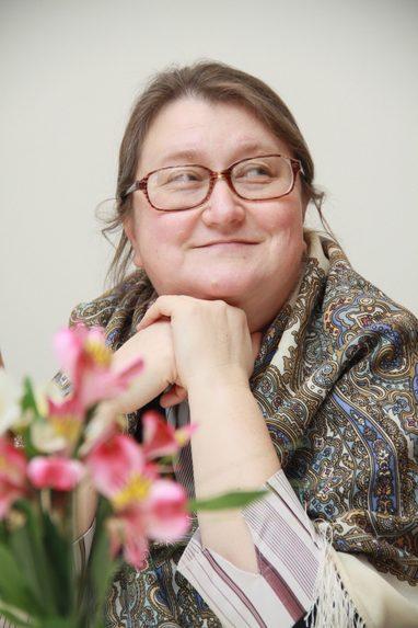 Светлана Чукавина, преподаватель церковного пения и богослужебного устава православной церкви