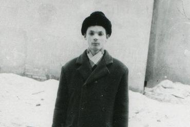 В старших классах. 1967 г.