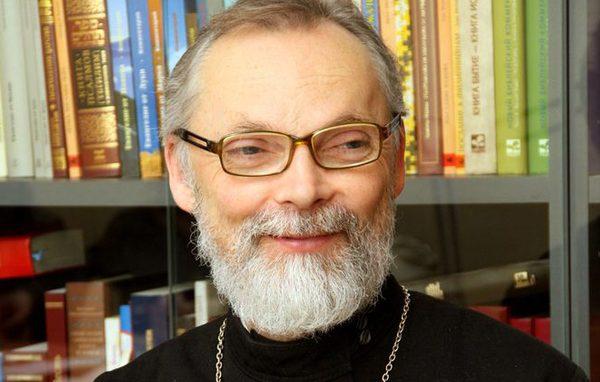 Профессор священник Георгий Кочетков. 2011 г.
