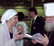 Митрополит Екатеринодарский и Кубанский Исидор. Краснодар, 2010 г.
