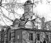 Рождественский храм б. Рождественского монастыря. Апрель 1981 г.