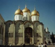 Успенский собор Московского кремля. Источник фото: www.russiancity.ru