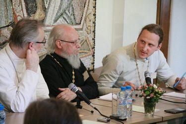 Международная научно-богословская конференция СФИ «Традиция святоотеческой катехизации: тема человека на основном этапе оглашения»