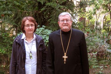В 2011 году в Попечительский совет СФИ вошел известный литургист архимандрит Роберт Тафт, S.J., почетный профессор восточной литургики Папского Восточного института