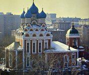 Храм Тихвинской иконы Божьей Матери в селе Алексеевском (Москва)