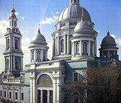 Кафедральный собор Богоявления в Елохове (Москва)