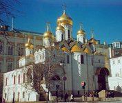 Благовещенский собор Московского кремля. Источник фото: www.russiancity.ru