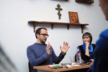 В гостях у СФИ — режиссёр Андрей Звягинцев, 2012 год