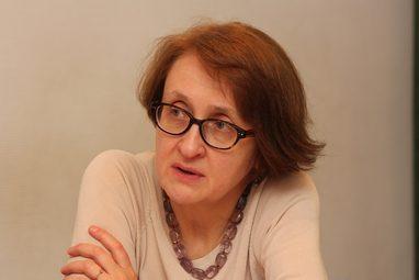 Лариса Мусина, заведующий кафедрой Священного писания и библейских дисциплин, заведующий учебно-методическим отделом
