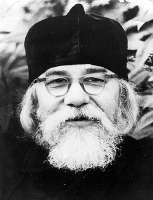 Архимандрит Иоанн (Крестьянкин) (†2006)